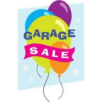 Church Garage Sale!