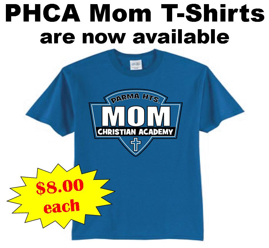 Mom shirts available now
